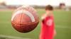 Super Bowl Sunday (disgruntledbaker1) Tags: throw pass football