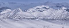 Winter on Nevis (J McSporran) Tags: scotland highlands westhighlands bennevis stobmhicmhartuin winter snow panorama landscape canon6d ef70200mmf28lisiiusm