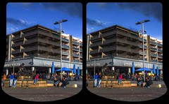 Am Goldenen Reiter 3-D / CrossEye / Stereoscopy / HDR / Raw (Stereotron) Tags: saxony sachsen dresden elbflorenz hauptstrase eiscafe plattenbau innenstadt streetphotography urban citylife strasenfotografie architektur europe germany crosseye crosseyed crossview xview cross eye pair freeview sidebyside sbs kreuzblick 3d 3dphoto 3dstereo 3rddimension spatial stereo stereo3d stereophoto stereophotography stereoscopic stereoscopy stereotron threedimensional stereoview stereophotomaker stereophotograph 3dpicture 3dglasses 3dimage twin canon eos 550d yongnuo radio transmitter remote control synchron kitlens 1855mm tonemapping hdr hdri raw