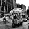 fast food (Le Xuan-Cung) Tags: fastfood broadway newyorkcity nyc usa streetphotography bigcity life citylife sw bw nb livinginnyc livinginnewyork livinginusa blackandwhite noiretblanc