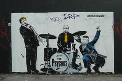 Loretto street art, Shoreditch