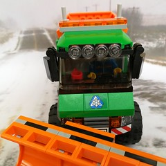 11IMG_20180217_153047 (maxims3) Tags: lego city 60083 snowplough truck снегоуборочная машина traffic обзор review