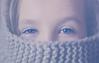 Der Blick (doreentine) Tags: augen eyes blick face children kind girl