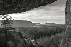 The Saxon Switzerland View (redfurwolf) Tags: saxonswitzerland saxony germany landscape nationalpark nature tree mountain forest sky rock outdoor outdoors mountains frame redfurwolf sonyalpha a99ii sal2470f28za sony sonydeutschland hiking photowalk ngc
