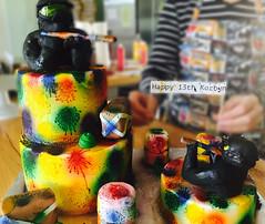 paintball (backhomebakerytx) Tags: kid birthday cake paintball paint ball war cool boy guy team