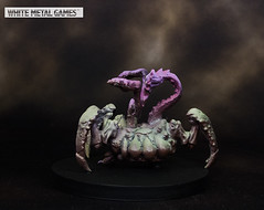 77394 Filth Beast (whitemetalgames.com) Tags: otyugh reaoer reaper pathfinder dnd dd dungeons dragons dungeonsanddragons 35 5e whitemetalgames wmg white metal games painting painted paint commission commissions service services svc raleigh knightdale knight dale northcarolina north carolina nc hobby hobbyist hobbies mini miniature minis miniatures tabletop rpg roleplayinggame rng warmongers reaperminis reaperminiatures