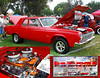 "1964 Plymouth Savoy - Factory ""Super Stock"" Tribute (Pat Durkin OC) Tags: 1964plymouth savoy superstock tribute hemi red"