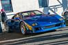 1989 Ferrari F40 - F40 BLU (Trackside70) Tags: 2018 bicester bicesterheritage sundayscramble january classic classiccars sportscars sunshine cars historic automobile nikond300s nikonafsdxnikkor1685mmf3556gedvr polariser garywalton