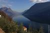 Vue vers l'Est depuis le Sentiero dell'olivo, à Gandria (Tessin), au bord du Lago di Lugano (25/12/2017 -14) (Cary Greisch) Tags: che carygreisch gandria lagodilugano sentierodellolivo switzerland ticino olivenbaum olivier