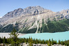 Sheer Beauty DSL4061 (iloleo) Tags: banffnationalpark peytolake mountains alberta canada summer nature vista nikond7000 forest landscape