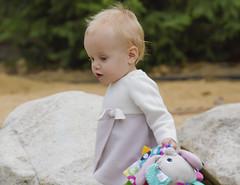 """Happiness is becoming a grandmother!"" (Karon Elliott Edleson) Tags: smileonsaturday joy happinessis toddler grandchild child makemesmile"