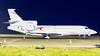 F-HVIP Dassault Aviation Dassault Falcon 8X (v1images Aviation Media) Tags: v1images aviation media dsa egcn doncaster sheffield robin hood international airport uk united kingdom england eu europe night shot long exposure ramp apron fhvip dassault falcon 8x