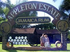 Appleton Distillery (Rum, Jamaica)
