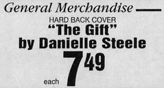 Danielle Steele / Steel (The Mandela Effect Database) Tags: danielle steele steel daniellesteele daniellesteel mandela mandala mandelaeffect residual research residue proof print news newspaperscom changed name