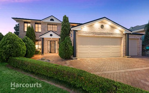 12 Bilyana Place, Rouse Hill NSW