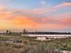 View to south at sunrise 20180116 (Kenneth Cole Schneider) Tags: florida miramar westmiramarwca