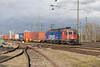 SBB Re 6/6 620 012 Basel Bad (daveymills31294) Tags: sbb re 66 620 012 basel bad baureihe 11612 cargo