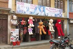 A Bhaktapur (Népal) (michele 69600) Tags: bhaktapur ville city rue népal asia asie shop boutique
