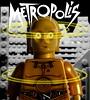 Metropolis Film Poster (y20frank) Tags: lego metropolis film cinema classic sciencefiction menschmaschine