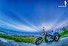 大鵬灣日出反霞光 (SASAKI-SUN) Tags: 大鵬灣 日出 霞光 重機 海 屏東 sundaylights