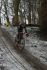 DSC_0167 (sdwilliams) Tags: cycling cyclocross cx misterton lutterworth leicestershire snow