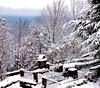 Cementerio de los ingleses con nieve (behizain) Tags: elurra donostia gipuzkoa nieve negua invierno