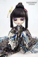 Mitsuki (Pullip Youtsuzu) (Zatannilla) Tags: pullip pullips pretty planning mitsuki groove girl geisha japan japanese jun japonesa doll dolly dal dress dolls toys toy kawaii kekas keka kimono
