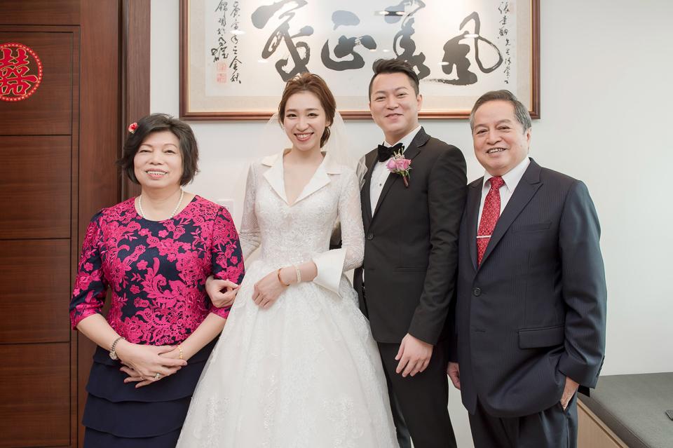 婚攝 高雄林皇宮 婚宴 時尚氣質新娘現身 S & R 087