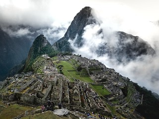 Better Times in PERU   Machu Picchu