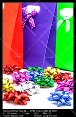 Gift bags (__Viledevil__) Tags: gift bag anniversary birthday box carry celebrating celebration celebrations christmas container decoration decorative design gifts green loop object package paper present purple red ribbon surprise valentine xmas giftbag