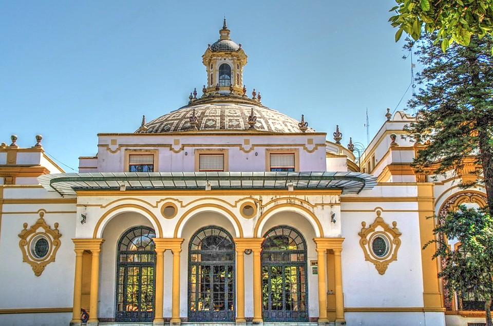 The world 39 s best photos of arquitectura and sevilla - Arquitectura sevilla ...