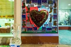 Valentine Window (kevnkc2) Tags: stdntsdoncooper lightroom pennsylvania winter historic downtown icefest ice sculpture chambersburg nikon d610 franklin county tamron 2470mmg2 sp2470mmf28divcusdg2a032 store window
