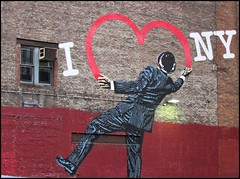 (Miros [SCL]) Tags: nyc nuevayork usa graffiti urbano