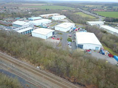 Shireoaks (georgehuthart) Tags: worksop worksopiswonderful drone dronephotography dronecamera dronecam nottinghamshire eastmidlands