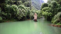 The Water Village, The Three Gorges, Yangtze River, China (Kyla Duhamel) Tags: threegorges yangtzeriver china