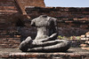 Thailand IMG_2859 RS (Swebbatron) Tags: thailand asia ayutthaya travel sigma canon 1100d radlab gettotallyrad temple southeastasia buddha vandalism ruins statue watmahathat
