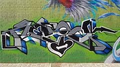 Resio... (colourourcity) Tags: streetart streetartaustralia streetartnow graffiti graffitimelbourne melbourne burncity awesome nofilters colouurourcity resio