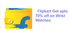 Flipkart Get upto 70% off on Wrist Watches sale (prakash gohel) Tags: httpcoupongattublogspotcom201802flipkartgetupto70offonwristhtml flipkart get upto 70 off wrist watches sale all new famous brands why you waiting buy your watch now give offer linkflipkart
