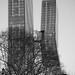 American Copper Buildings, East River, Manhattan (from St Vartan Park)