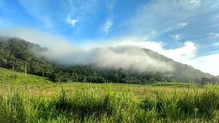 As Nuvens Baixas