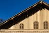 Bois et ombre (wood and shadow) (Larch) Tags: bois wood ombre shadow dentelle lace fenêtre window toit roof balcon shutter volet maison house chalet samoëns hautesavoie france balcony