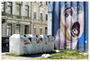 "THE CRY | from the series ""The B-Sides of Architecture"" (der zweite blick!) Tags: wandgemälde mura grafitti mönchengladbach deutschland germany 2016 mai may"