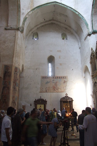 Inside Church of the Assumption, 28.08.2013.