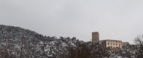 Winter in Baden bei Wien