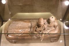 6th century BC Sposi sarcophagusRome Spring 2018 National Etruscan Museum at the Villa Julia. (Kevin J. Norman) Tags: italy rome etruscan villa julia giulia etrusca juliusiii