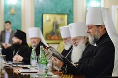 03. Заседание Священного Синода РПЦ 07.03.2018