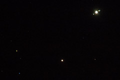 Jupiter | Mars | Moons | Stars (A Crowe Photography) Tags: stars space night sky astro astronomy astrophotography spacephotography sigma150500 canon6d lo europa ganyemede callisto mars jupiter astrometrydotnet:id=nova2457200 astrometrydotnet:status=solved