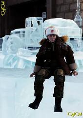 №503. Ekaterinburg. The Festival of Ice Sculptures (OylOul) Tags: 16 action figure oyloul