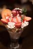 Strawberry parfait - Frying pan cafe (yukilanieve) Tags: mishima 三島 food cafe shizuoka 静岡 dessert