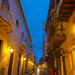 Blue Hour Colonial Architecture, Cartagena Colombia